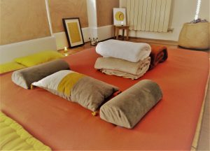 séance massage shiatsu
